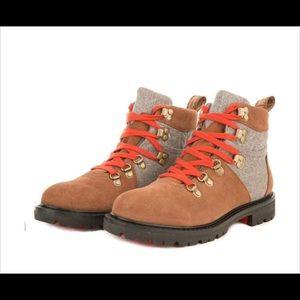 Toms Summit Rawhide Grey Wool Waterproof Boots